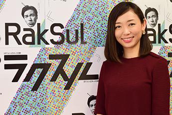 インタビューに答える菅野氏、「同じ働くなら、やりたいことに思いっきり挑戦すべき」