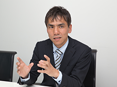 Workday グローバル導入支援室 マネージャー/若狭康広